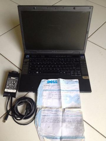 Notebook Dell modelo 1510 Black Piano