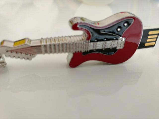 Pendrive Guitarra 128GB Memoria