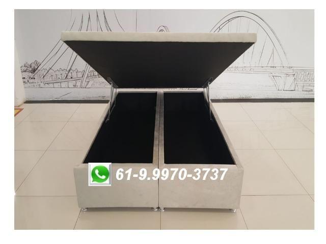 Cama baú a partir de R$ 499,00 em 10x s/ juros 9.9970-3737