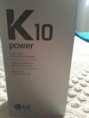 Lg K10 Power novo Tv M320tv 32gb Tela 5,5 Original