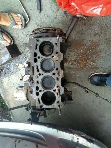 Motor e Caixa de Marcha Fiat Uno motor fiaza