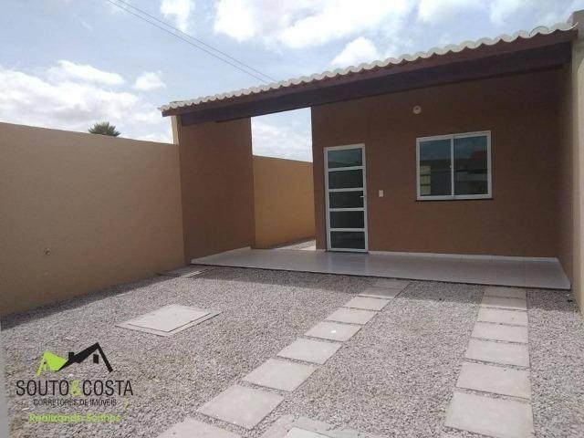 Casa de esquina com garagem 3 carros descontos de R$ 10.000,00 mil e documentação grátis!