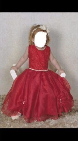 Vestido festa infantil campo grande ms