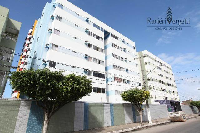 Apartamento 3/4 na Av. Pedro Américo - Poço