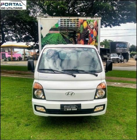 Caminhão Hr Bau Refrigerado à venda em todo o Brasil ...