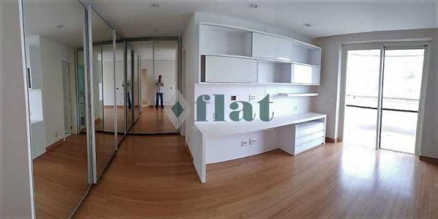 Apartamento à venda com 5 dormitórios em Barra da tijuca, Rio de janeiro cod:FLAP50004 - Foto 11
