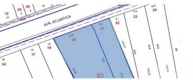 Terreno disponível para alugar 1266m² localizado no bairro vila valparaiso, santo andré/sp - Foto 3