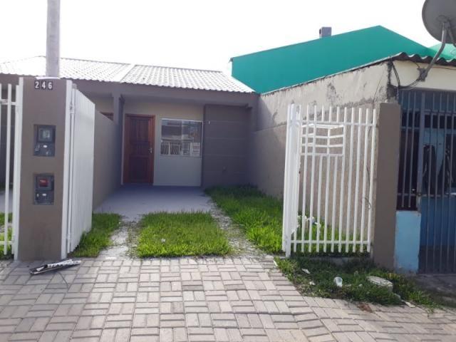 Casa à venda com 2 dormitórios em Umbará, Curitiba cod:CA00186 - Foto 7