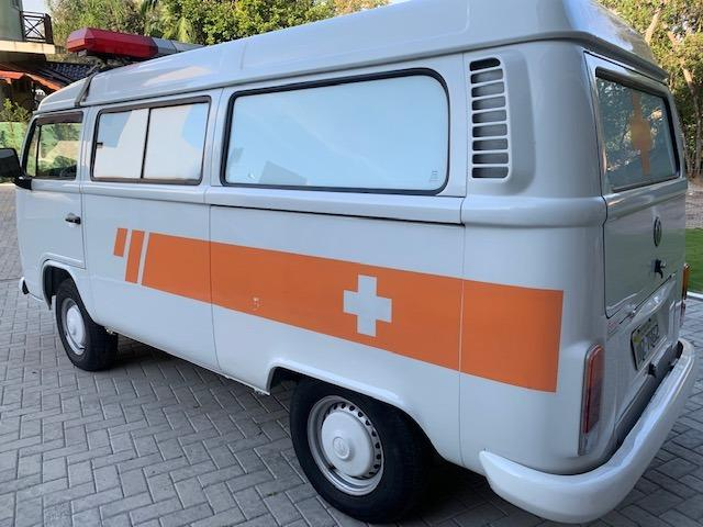 Kombi 2005 12.000km rodados Ambulancia Reliquia Raridade Unica - Foto 2