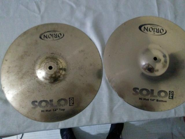 Chimbal Orion Solo 14'' - Foto 4
