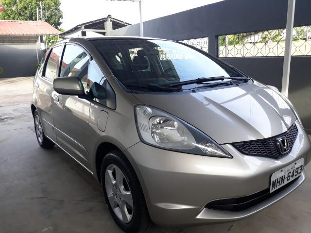 Honda Fit LX 1.4 Flex 2010 câmbio manual- valor R$ 27.900,00 - Foto 6