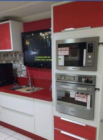 Cozinha completa/aceita troca