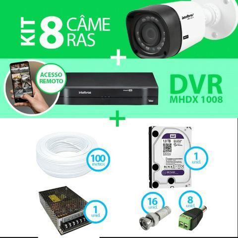 Instalação de Sistema de Câmeras - Foto 2