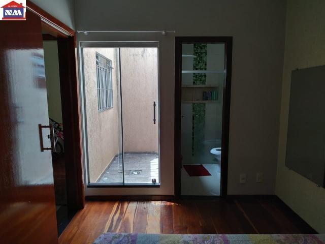 00633 - QR 412! Fino acabamento! Luxuosa casa na laje! Aceito financiamento - Foto 9