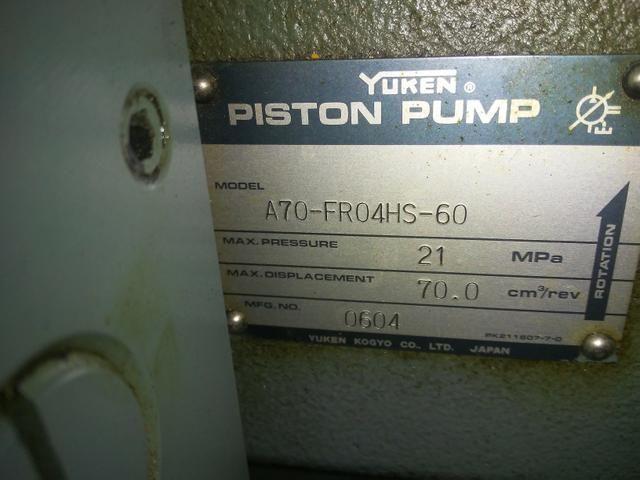 Bomba hidráulica YUKEN - Foto 2