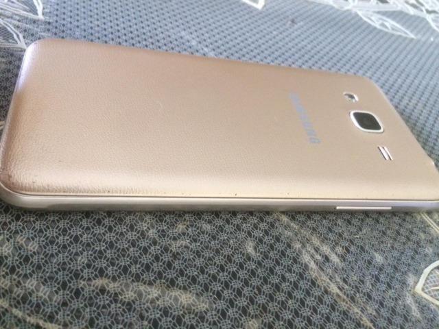 Samsung j3 dourado