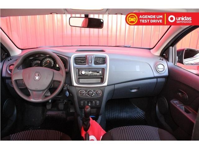 Renault Logan 1.0 12v sce flex authentique manual - Foto 7