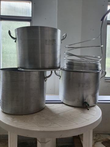 Kit cerveja artesanal 30 litros