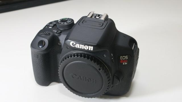 Canon T5i + 18-55mm do kit + 50mm + 32gb - Foto 3
