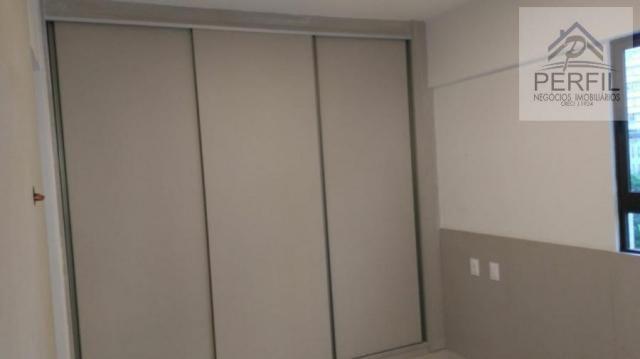 Apartamento para locação em salvador, graça, 2 dormitórios, 2 suítes, 4 banheiros, 2 vagas - Foto 5