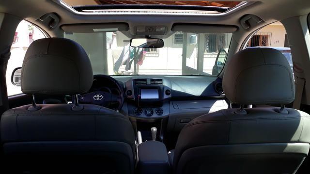 Toyota Rav4 2.4 - 7.500 abaixo da Fipe - Foto 6