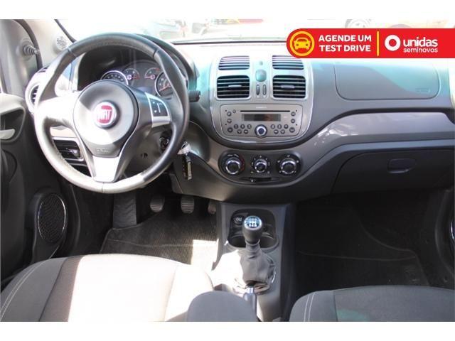 Fiat Grand siena 1.6 mpi essence 16v flex 4p manual - Foto 7