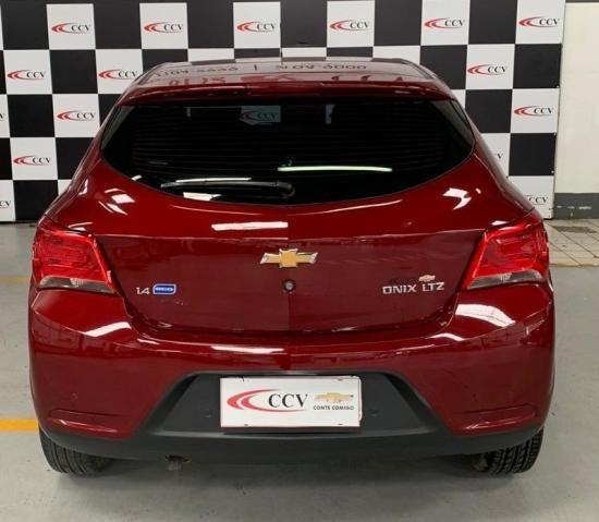 Chevrolet Onix LTZ MANUAL 4P - Foto 5