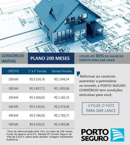 Consórcio Porto Seguro - imobiliário comercial, residencial e veraneio