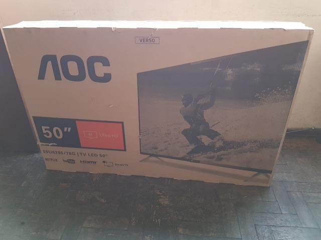 Smart Tv led AoC 50 - Foto 4