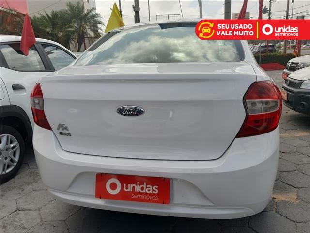 Ford Ka + 1.5 se 16v flex 4p manual - Foto 6