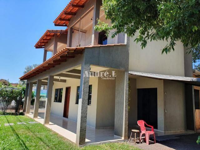 Casa à venda com 3 dormitórios em Centro, Francisco beltrao cod:103