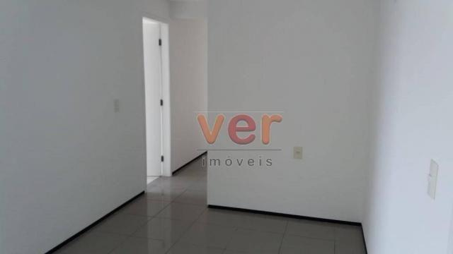 Apartamento com 3 dormitórios para alugar, 112 m² por R$ 1.450/mês - Engenheiro Luciano Ca - Foto 12