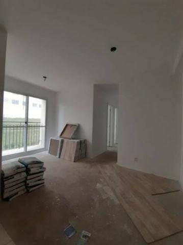 3 Dormitórios. Apartamento Novo. Lazer Completo. Parque São Vicente - Mauá - Foto 2