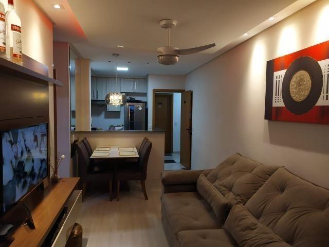 FM - Apartamento no condomínio Riviera 2 quartos com suíte / próximo à Vitória - Foto 8