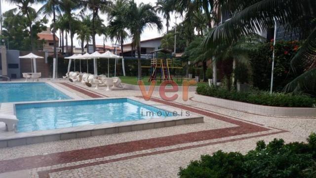Apartamento com 3 dormitórios para alugar, 112 m² por R$ 1.450/mês - Engenheiro Luciano Ca - Foto 3