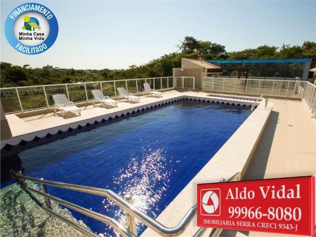 ARV 30- Apto 2Q pronto C/Varanda, piscina, Club privativo em Morada de Laranjeiras - Foto 12