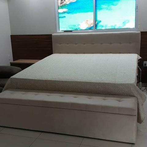 Cabeceira para cama-box - Foto 6