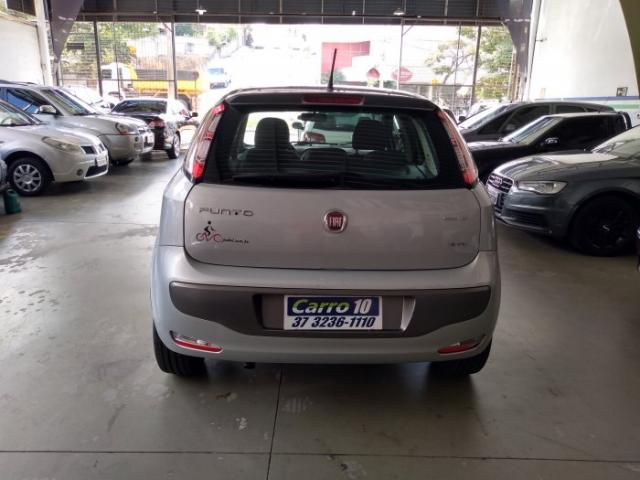 Fiat punto 2013 1.6 essence 16v flex 4p manual - Foto 7