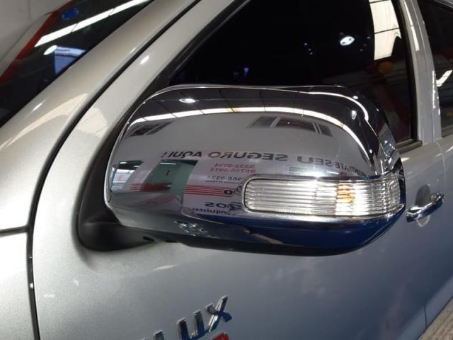 TOYOTA HILUX CD SRV D4-D 4X4 3.0 TDI DIESEL AUT 2015 - Foto 11