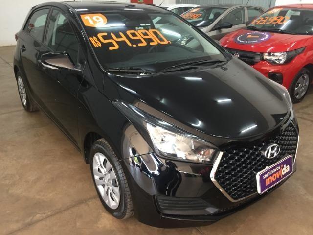 Hyundai HB20 1.6 Automático 2018/2019 Único Dono