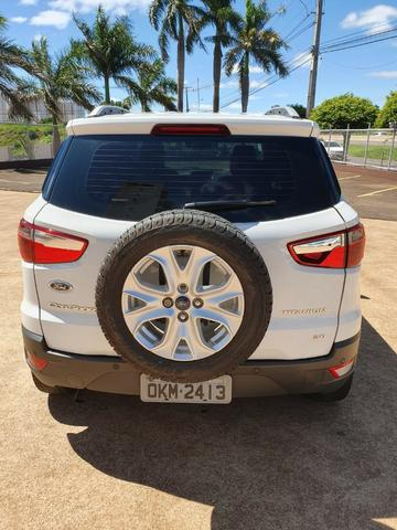 Ford ecosport titaniun 2.0 2012/2013 branca - Foto 7