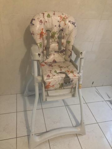 Cadeira de alimentação Burigotto - Foto 4