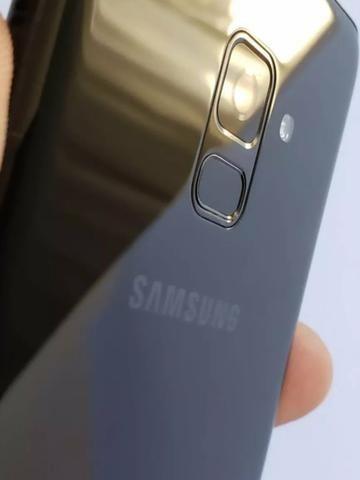 SAMSUNG A8 4gb 64gb, impecável! - Foto 3