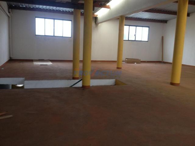 Loja comercial à venda em Parque valença i, Campinas cod:SL272732 - Foto 3