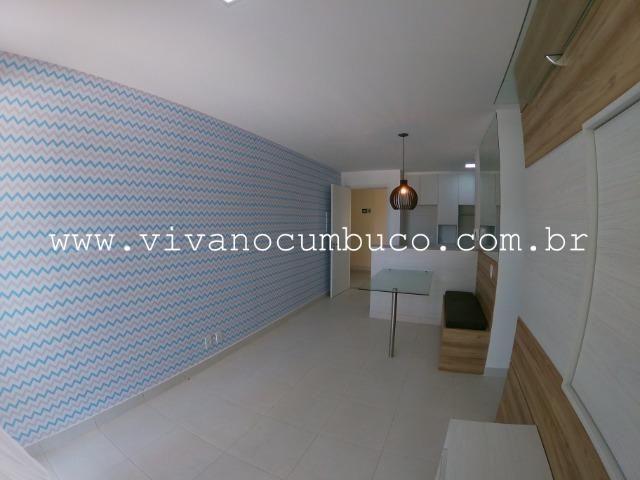 Apartamento no condomínio VG Sun Cumbuco Semi mobiliado - Foto 7