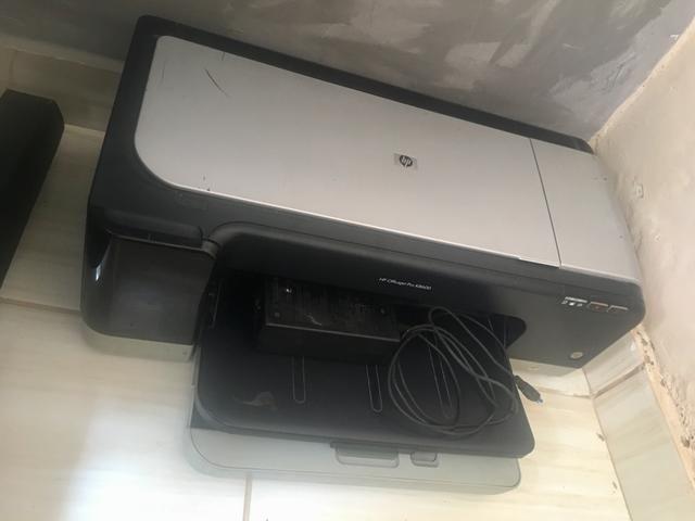 Impressora HP Officejet Pro K8600 - Imprime folha A4 e A3