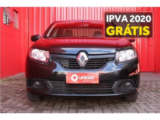 Renault Logan 1.0 12v sce flex authentique manual