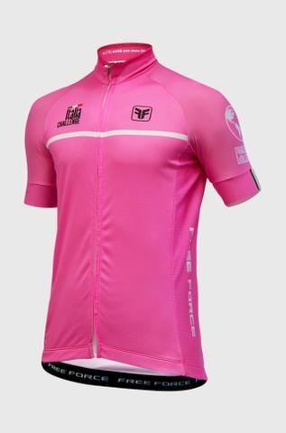 Camisa Free Force Giro D'itália