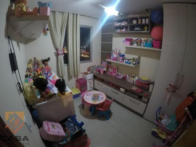 _ Apartamento porteira fechada 3 quartos com suíte BURITIS CONDOMÍNIO CLUBE - Foto 7