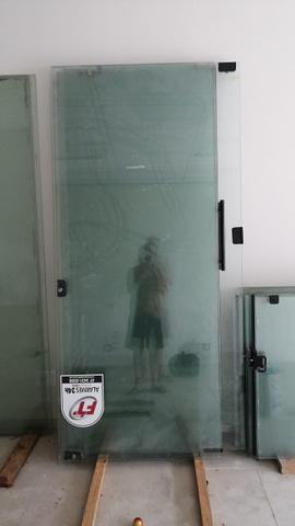 Divisória de vidro - Foto 3